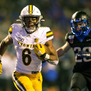 Xazavian Valladay Wyoming Cowboys
