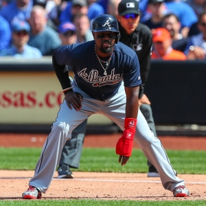Brandon Phillips Atlanta Braves