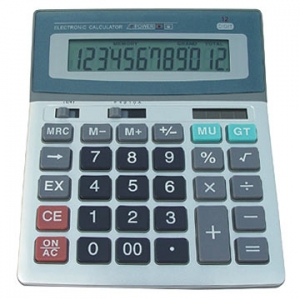picture of a calculator.