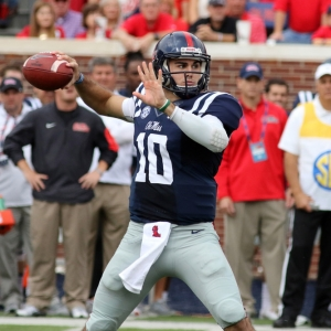 Chad Kelly Ole Miss Rebels