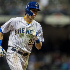 Christian Yelich Milwaukee Brewers