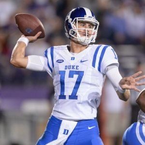 Daniel Jones Duke Blue Devils