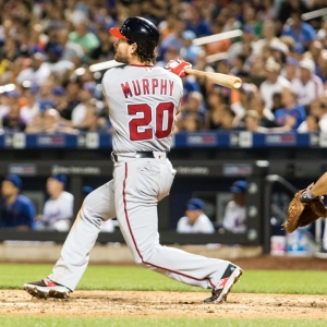 Daniel Murphy Washington Nationals