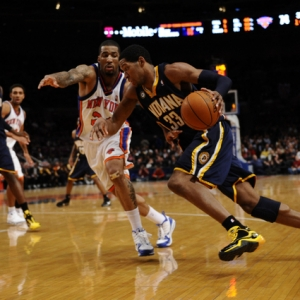 Danny Granger of the Indiana Pacers