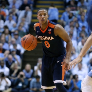Devon Hall Virginia Cavaliers