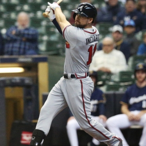 ender inciarte atlanta braves