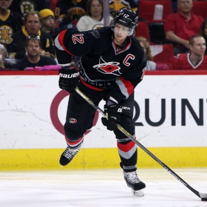 Eric Staal Carolina Hurricanes