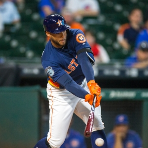 George Springer Houston Astros