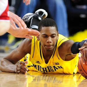 Michigan Wolverines' Glenn Robinson III