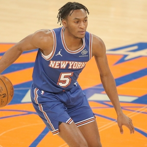Immanuel Quickley New York Knicks
