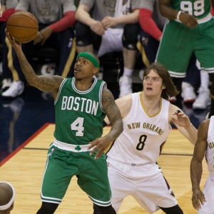 Isaiah Thomas Boston Celitcs