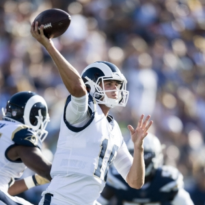 Jared Goff Los Angeles Rams