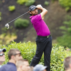 Jason Day, of Brisbane, Australia