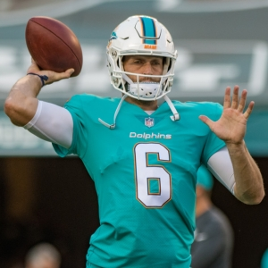 Jay Cutler Miami Dolphins
