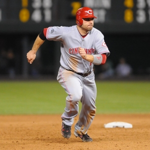 Cincinnati Reds first baseman Joey Votto