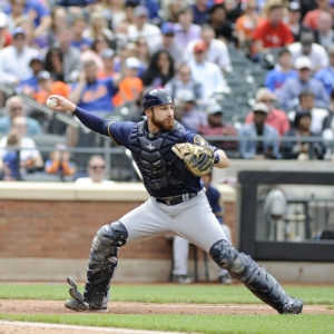 Jonathan Lucroy Milwaukee Brewers