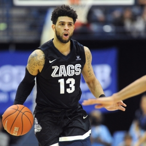 Gonzaga Bulldogs guard Josh Perkins