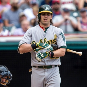 Josh Reddick Oakland Athletics