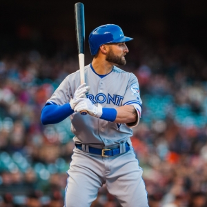 Kevin Pillar Toronto Blue Jays