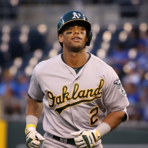 Khris Davis Oakland Athletics