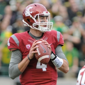 Luke Falk Washington State Cougars