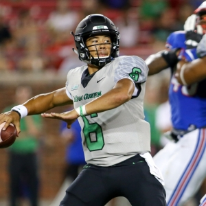 Mason Fine North Texas Mean Green