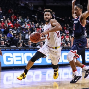 Melo Trimble Maryland Terrapins