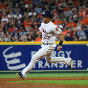 Michael Brantley Houston Astros