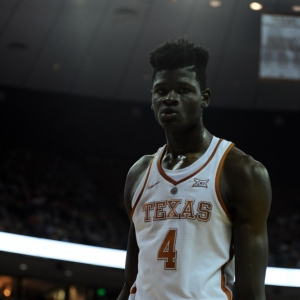 Mohamed Bamba Texas Longhorns