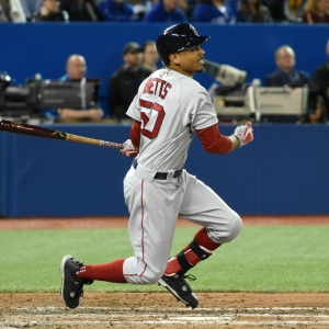 Mookie Betts Boston Red Sox