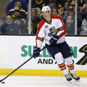 Nick Bjugstad Florida Panthers