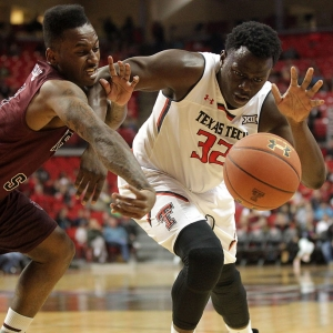 Norense Odiase Texas Tech Red Raiders