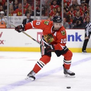Patrick Sharp Chicago Blackhawks