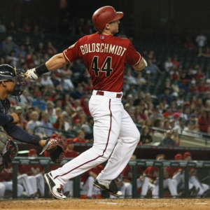 Paul Goldschmidt Arizona Diamondbacks