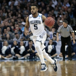 Villanova Wildcats guard Phil Booth
