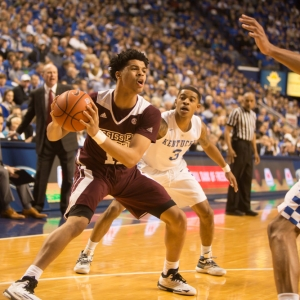 Quinndary Weatherspoon Mississippi State Bulldogs