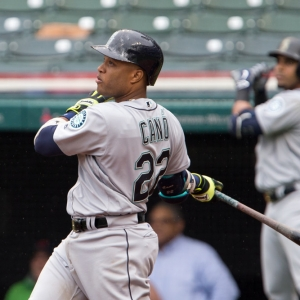 Robinson Cano Seattle Mariners