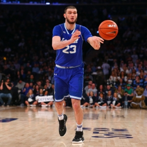Seton Hall Pirates forward Sandro Mamukelashvili