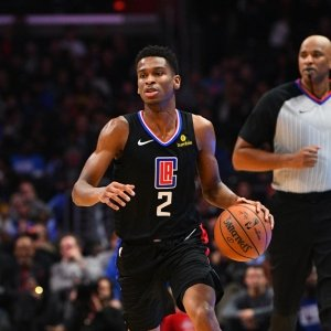 Shai Gilgeous-Alexander Los Angeles Clippers