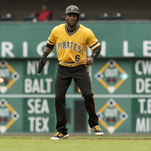 Starling Marte Pittsburgh Pirates