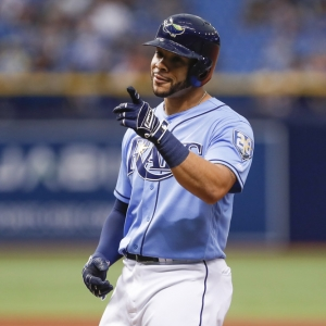Tommy Pham Tampa Bay Rays