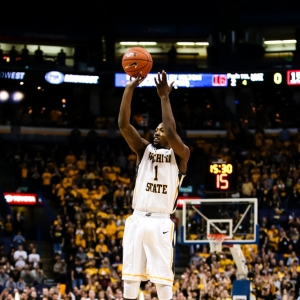 Zach Brown Wichita State Shockers