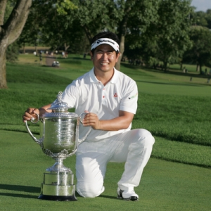 PGA Tour player and 2009 PGA Championship winner Y.E. Yang.