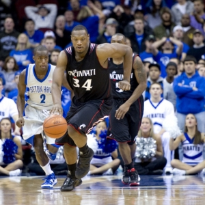 Cincinnati Bearcats forward Yancy Gates