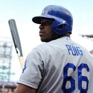 Yasiel Puig Los Angeles Dodgers