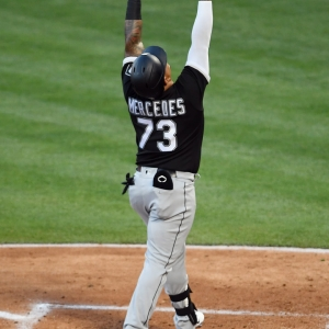 Yermin Mercedes Chicago White Sox