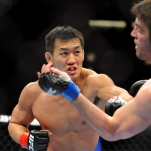 UFC fighter Yushin Okami