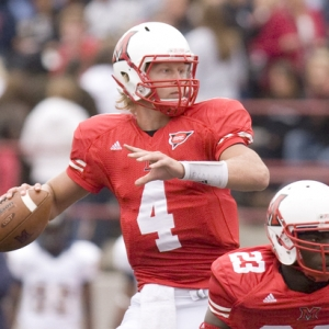Miami University quarterback Zac Dysert