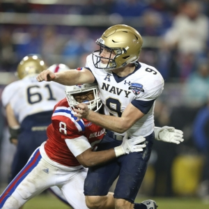 Zach Abey Navy Midshipmen