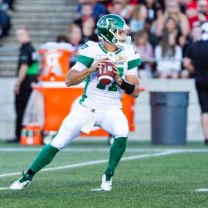 Zach Collaros Saskatchewan Roughriders